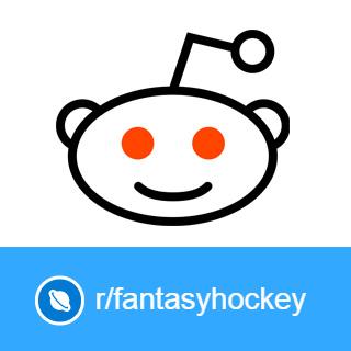 Reddit Fantasy Hockey