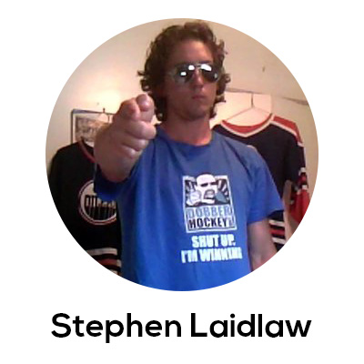 Stephen Laidlaw Projections