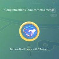 Pokemon Go Trainer Codes - Best Friends