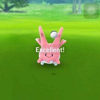 Pokemon Go Trainer Codes - Excellent Throw