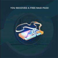 Pokemon Go Trainer Codes - Raid Pass
